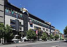 Swanston Library Is Located In Building 8 At The City Campus