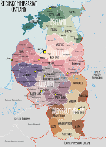 The Holocaust in Lithuania