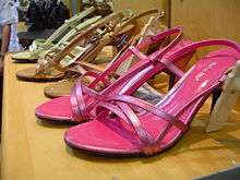 9baed1d8b1c High-heeled footwear