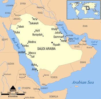List Of Cities And Towns In Saudi Arabia - Map of egypt with major cities