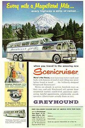 PD-4501 Scenicruiser