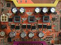 Switched-mode power supply applications