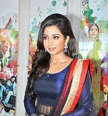 List of songs recorded by Shreya Ghoshal