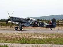 List of surviving Supermarine Spitfires