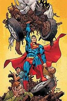 Powers and abilities of Superman