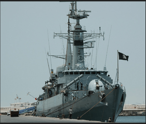 List of active Pakistan Navy ships