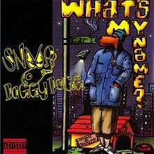 What's My Name? (Snoop Doggy Dogg song)