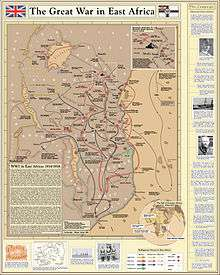 German east africa east african theater in world war i gumiabroncs Gallery