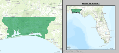 Floridas congressional districts