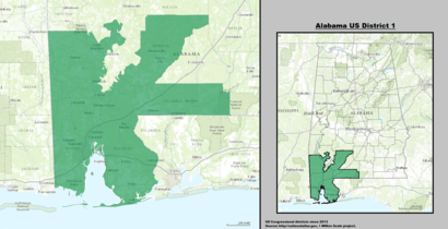 Alabama\'s congressional districts