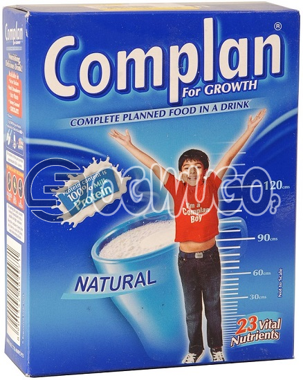 Complan Powdered Milk: unable to load image