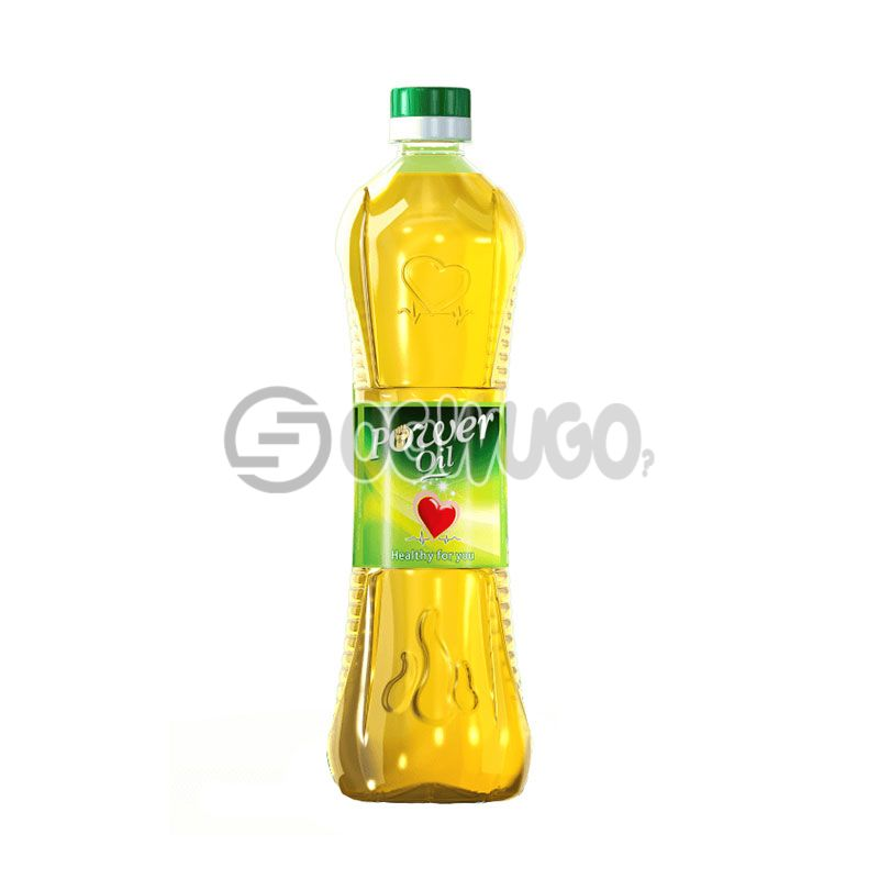 75CL Bottle of Power Cooking Oil: unable to load image