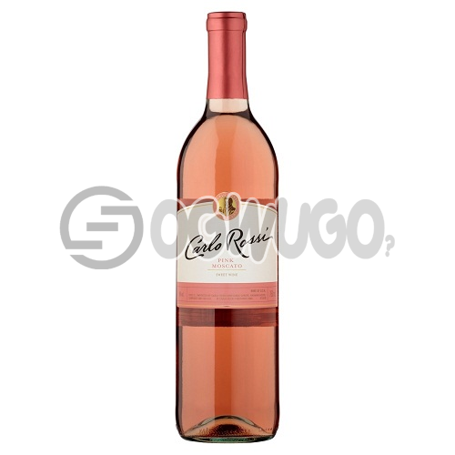Carlo rossi pink moscato