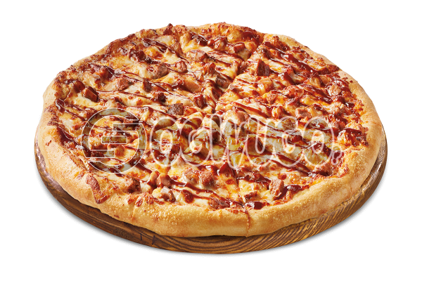 Base Special Pizza (LARGE) Made with Tomato, Chicken, Sausage, Salam or Ham, Mushroom, Onion, Cheese and Green Pepper.: unable to load image