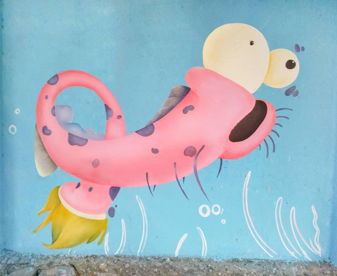 MR. FUNNY FISH