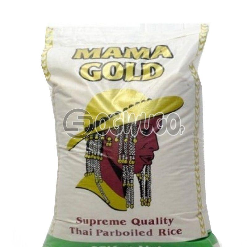 50KG Mama Gold bag of Rice.