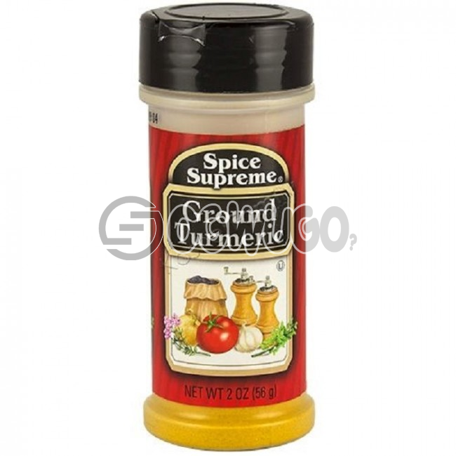 Spice Supreme Ground Turmeric: unable to load image