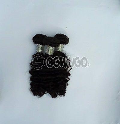 12inches Afro Mongolian kinky 300grams  Virgin Indian hair  100% guaranteed  No shedding  No tangling : unable to load image