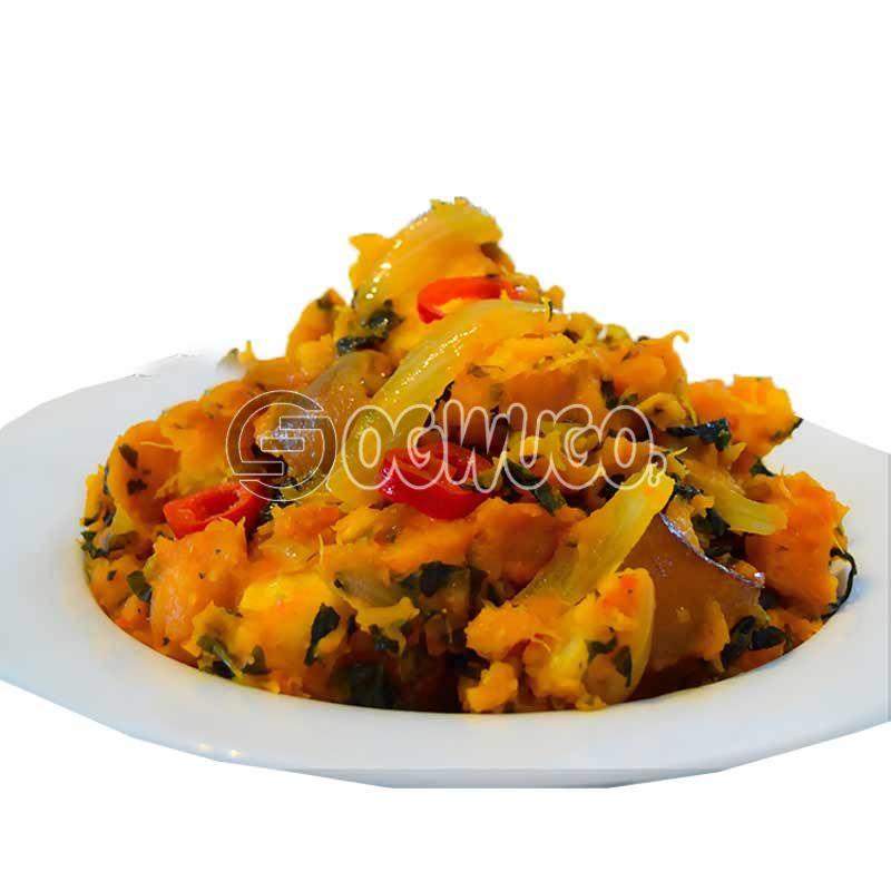 Very delicious Yam Porridge.: unable to load image