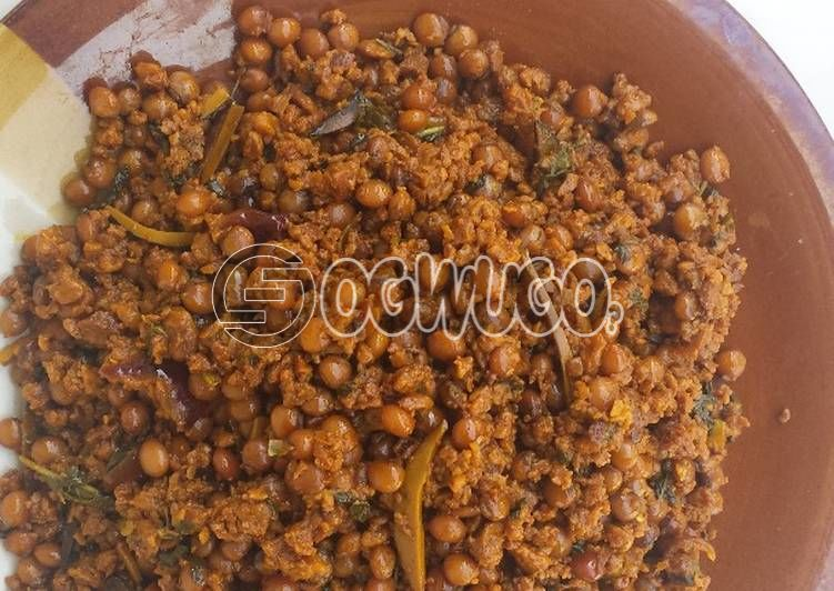Achicha, very delicious Nigerian dish well prepared and very tasty better than homemade Achicha