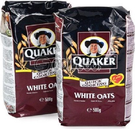 500 grams (500g) Quaker Oat nutritious whole grains with wholesome goodness and great tasting variety.: unable to load image