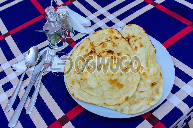 Keema naan (indian food)