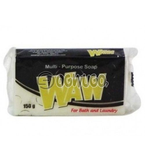 150 grams (150g) WAW powdered washing tablet soap for fresher and clean white clothes. : unable to load image