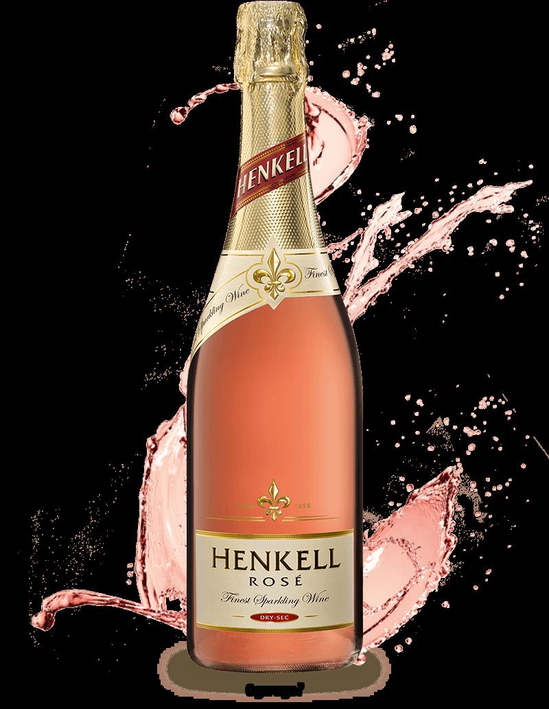 Henkell Rose Big